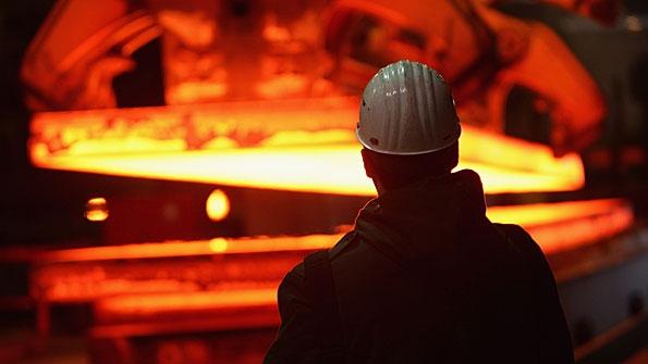 Ocak-Şubat Döneminde Dünya Ham Çelik Üretimi % 4 Oranında Arttı