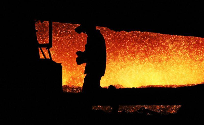 Ocak-Eylül Döneminde Türkiye'nin Ham Çelik Üretimi 13.5 Arttı