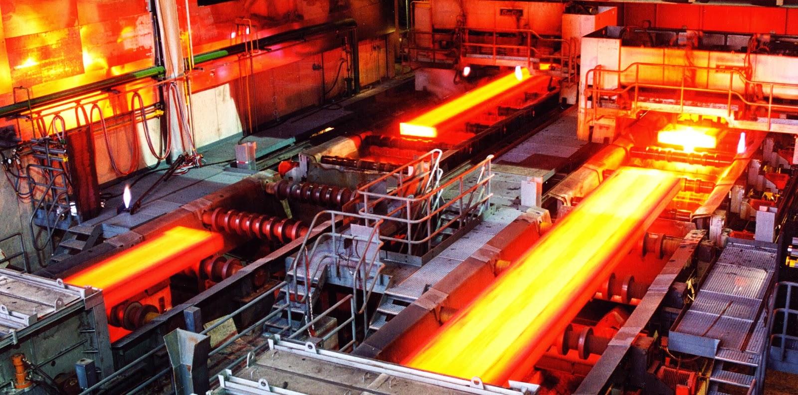 Ocak-Mart Döneminde Türkiye'nin Ham Çelik Üretimi % 7.9 Arttı