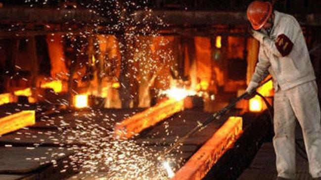 Ocak-Şubat Döneminde Türkiye'nin Ham Çelik Üretimi % 8,1 Artış Gösterdi