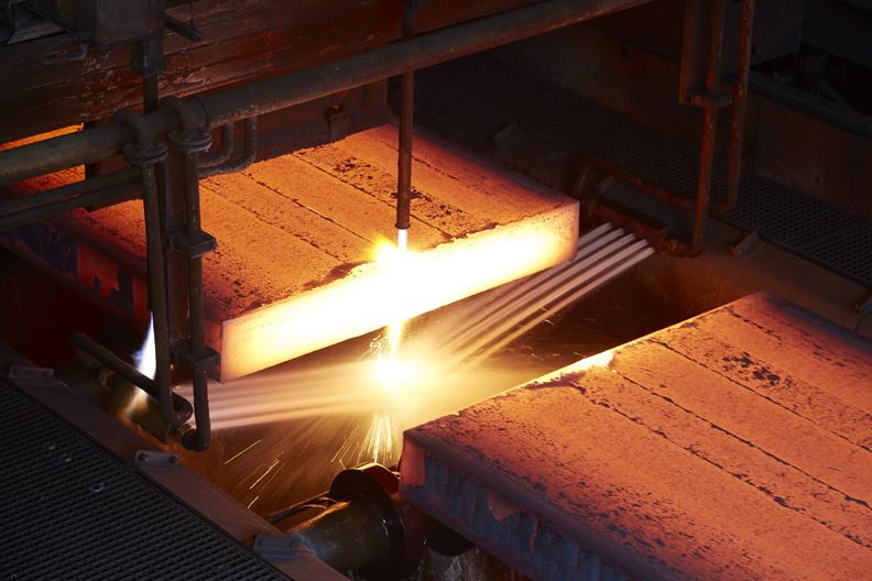 Ocak-Temmuz Döneminde Türkiye'nin Ham Çelik Üretimi % 2.8 Arttı