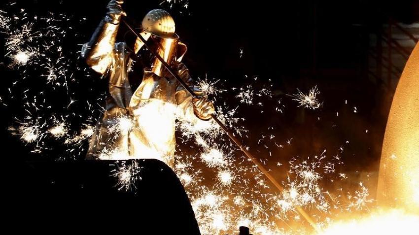 Ocak-Mart Döneminde Türkiye'nin Ham Çelik Üretimi % 14.5 Azaldı