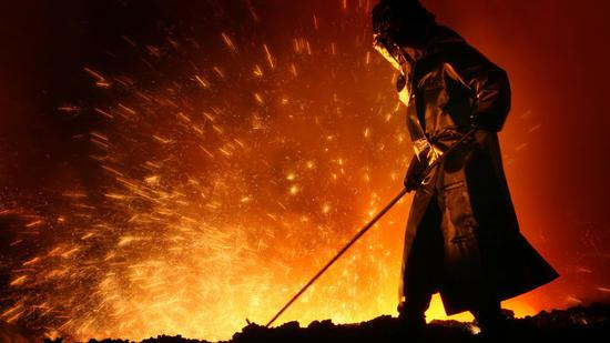 Ocak Ayında Türkiye'nin Ham Çelik Üretimi % 19.5 Düştü