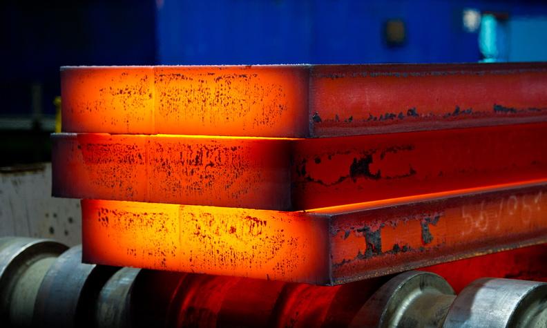 Ocak-Mayıs Döneminde Türkiye'nin Ham Çelik Üretimi % 10 Azaldı