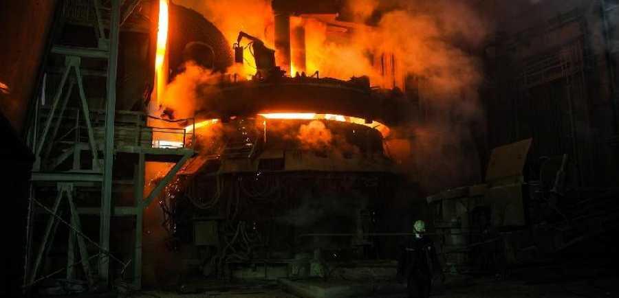 Ocak-Haziran Döneminde Türkiye'nin Ham Çelik Üretimi % 10.1 Azaldı