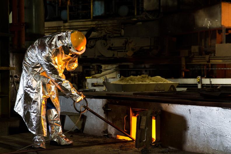 Ocak-Eylül Döneminde Türkiye'nin Ham Çelik Üretimi % 10.1 Azaldı