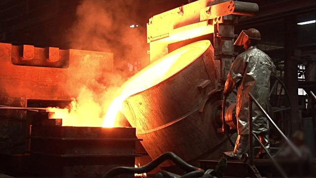 Ocak-Ekim Döneminde Türkiye'nin Ham Çelik Üretimi % 10.6 Azaldı