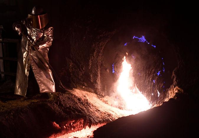 Ocak-Kasım Döneminde Türkiye'nin Ham Çelik Üretimi % 10.4 Azaldı
